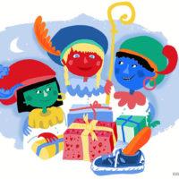 Zwarte, witte, groene of blauwe Piet?