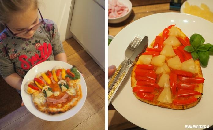 een-sinterklaas-en-pieten-pizza-zelf-maken