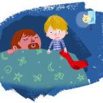 Hoe krijg je je kind zover dat hij rustig slapen gaat?