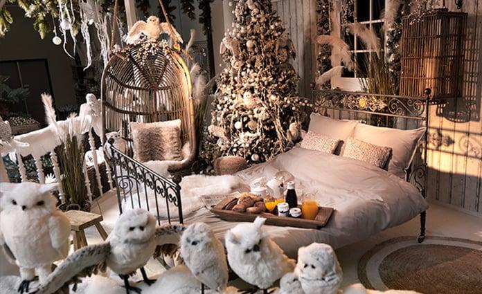 Heb je de geweldige winactie van Intratuin al gezien? Als echte kerstliefhebber bent, ga je op de kerstafdeling van Intratuin overnachten geweldig vinden.