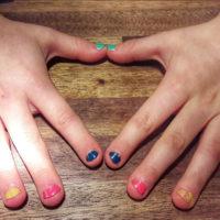 De nieuwe symboliek van nagellak