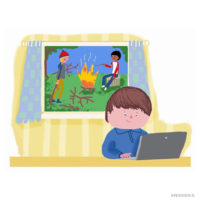 Buitenspelen en bewegen is belangrijk voor kinderen
