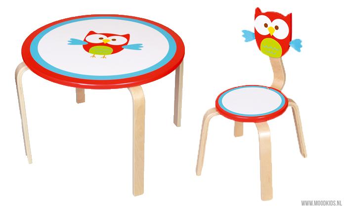 Ook qua kindermeubels heeft Kids Decoshop een leuk assortiment. Leuke tafels en stoelen, maar ook wandkastjes vind je hier.