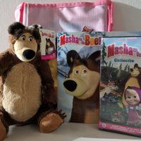 We geven 4x een filmpakket van de film Masha en de Beer weg!