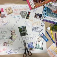 Win een workshop 'Jezelf in beeld d.m.v. een moodboard maken'