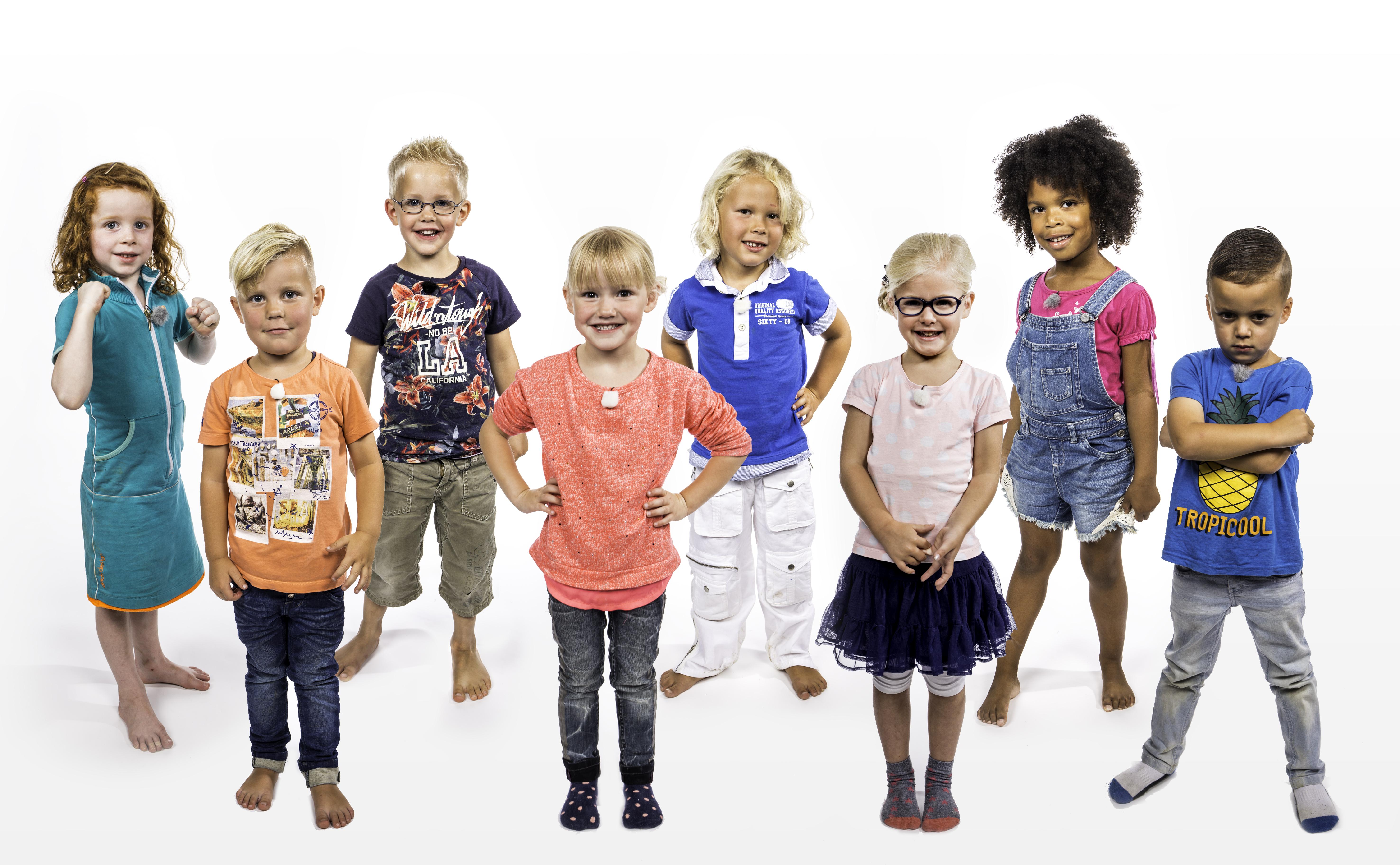 Vind jij 4 jaar ook een leuke leeftijd? Kijk dan naar het nieuwe programma Het geheime leven van 4-jarigen waarin verschillende kinderen worden gevolgd.