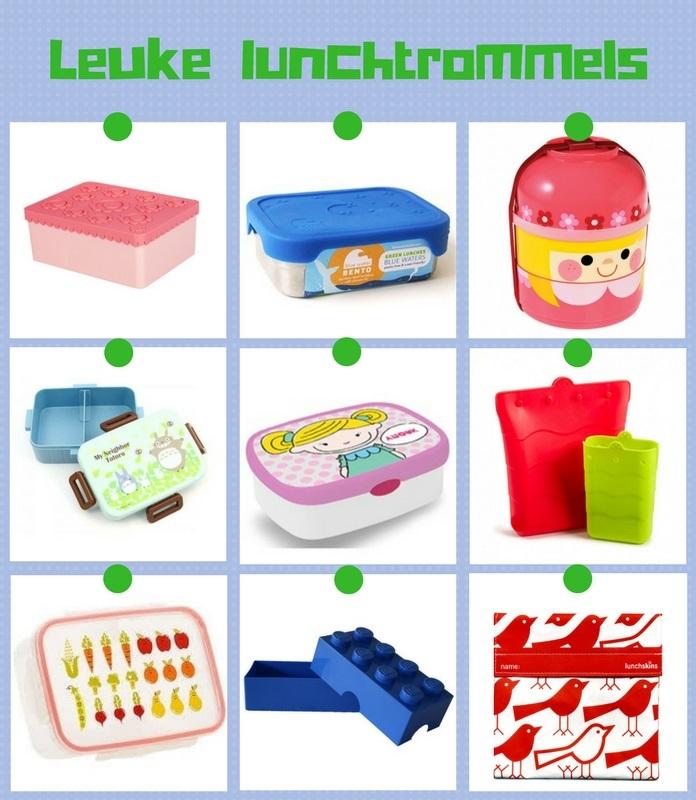 Er zijn zoveel leuke lunchtrommels te koop waarmee je van overblijven voor je kind echt een feestje maakt! De leukste lunchboxes staan nu op een rij. Bekijk ze hier plus verkoopadressen.
