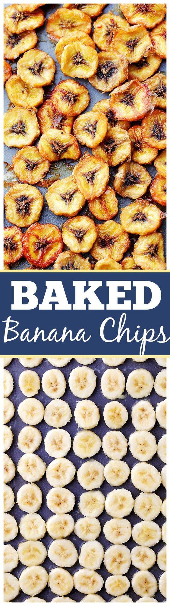 Zelf gebakken bananen chips van diethood.stfi.re