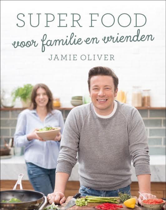 Ragu met veel groente, recept uit Jamie Olivers Superfood voor familie en vrienden