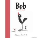 Bob maakt kunst, prentenboek met een dubbele boodschap
