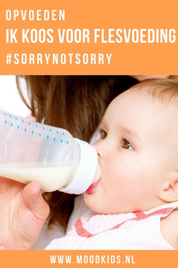 Roelina koos door sociale druk pas bij haar derde kindje bewust voor flesvoeding. Alle goede adviezen ten spijt. En ze heeft er echt geen spijt van. Ze legt uit waarom ze deze keuze maakte. Lees je mee?