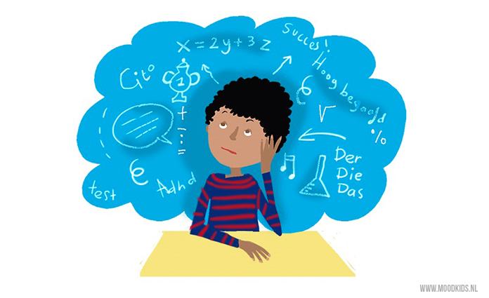 Scholen worden afgerekend op prestaties en ouders sturen hun kids op bijles voor betere CITO-scores. Leggen we als ouders niet teveel druk op onze kinderen? Hoe belangrijk zijn cognitieve prestaties? Lees de blog van kindercoach Charlotte hierover.