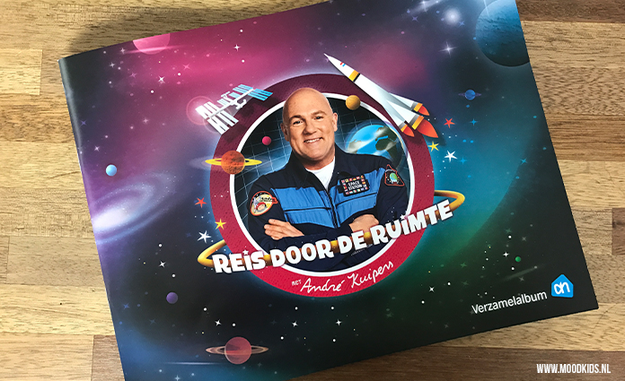 Behang Kinderkamer Ruimtevaart : Ready voor take off met de nieuwe ah ruimtevaart spaaractie
