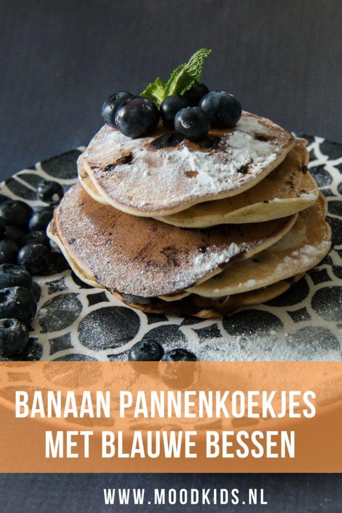 Op zondagochtend starten we meestal langzaam. We ontbijten wat uitgebreider dan anders bijvoorbeeld met deze banaan pannenkoekjes. Zo lekker! Bekijk het recept hier.