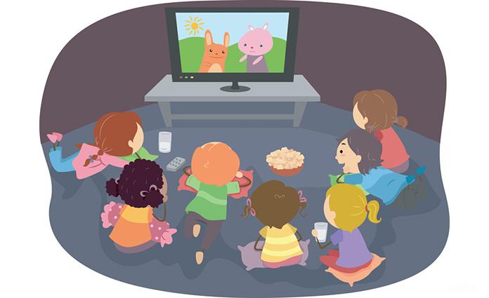 Wanneer je kinderen op de wereld zet, ben je er nog niet zo van bewust. Je doet ineens veel dingen niet meer. Televisie kijken bijvoorbeeld volgens Roelina.