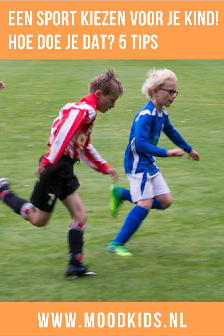 Een sport kiezen voor je kind, hoe doe je dat? 5 tips. #sport #kinderen