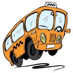 Met de taxi naar school gaat prima #autisme 103
