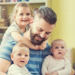 De 7 types vaders van de kinderopvang