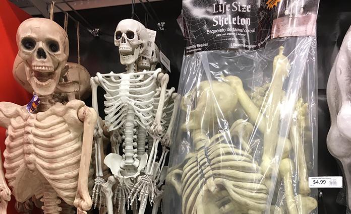 Het is weer oktober. Dat betekent hier in de VS pompoenen en Halloween. En eerlijk, Halloween in de VS is echt doodeng! En niet alleen voor kids...