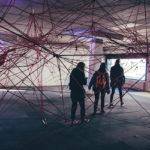 Ruimtekoers: een binnen festival voor het gezin in Arnhem