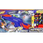 Nerf Nitro Motofurry Rapid Rally, we geven dit pakket 3x weg