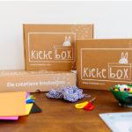 Kiekebox: voor niet-creatieve ouders met creatieve kinderen
