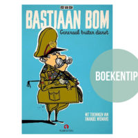 Kinderboek over pesten: Bastiaan Bom