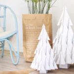Geen zin in een kerstboom? Check deze alternatieve kerstbomen