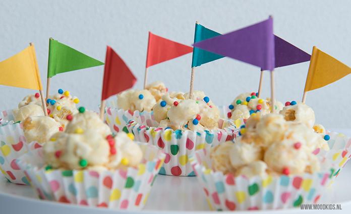 Vaak Popcorn ballen trakteren | MoodKids LK84