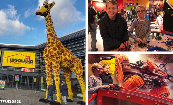 Lekker spelen in Legoland Discovery Centre Oberhausen. Ongeveer een uurtje rijden van Arnhem en prima te combineren met SEA LIFE.