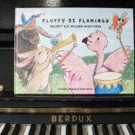 Kinderboek Fluffy de Flamingo is eerbetoon aan Suus