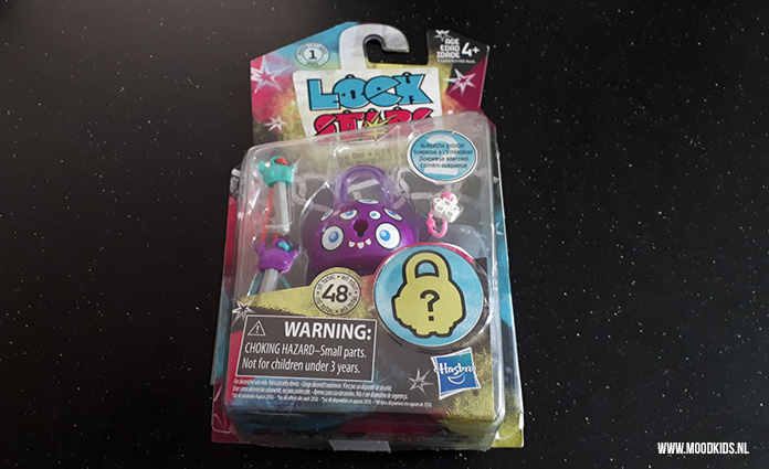 review Lock Stars Hasbro