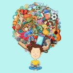 Leren omgaan met een vol hoofd met het Vollehoofdenboek