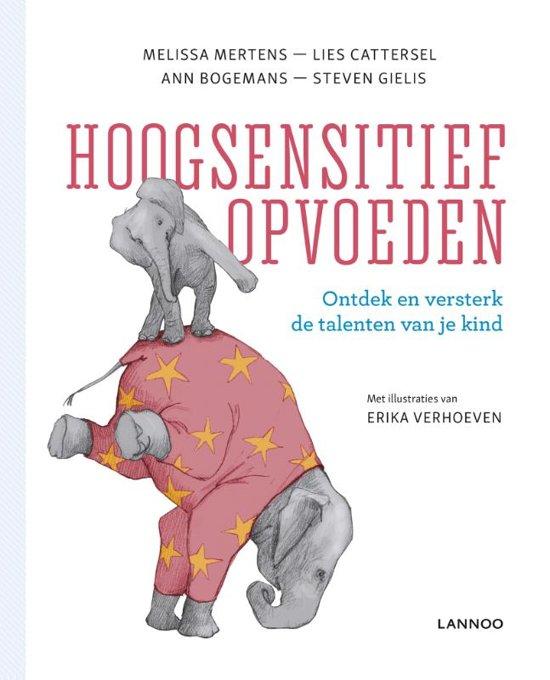 review boek hoogsensitief opvoeden door kindercoach Charlotte Borggreve