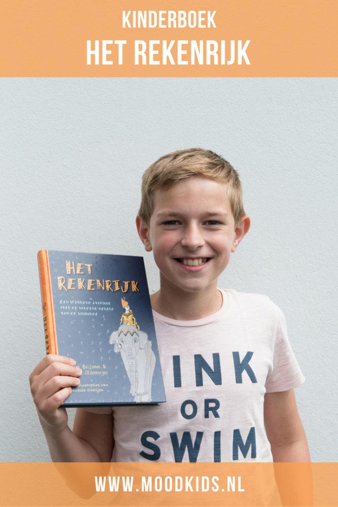 Wiskunde is belangrijk in onze hightechsamenleving, maar veel kinderen vinden saai. Daarom schreven Stefan & Govrien een spannend kinderboek: Het Rekenrijk. Lees onze review.