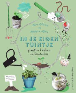 review, leuk boekje voor kinderen over de moestuin, tuinieren met kinderen