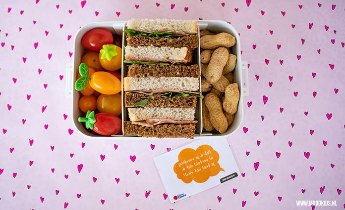 Vind jij het ook leuk om van de schoollunch van je kind een klein feestje te maken? Met een broodtrommelbriefje kan dat super vlug. Download ze hier gratis.