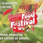 Bezoek dit weekend Foodfestival Dierenpark Amersfoort