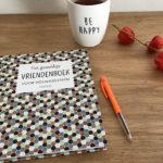 Vriendenboek voor volwassenen: leuk als cadeautje!