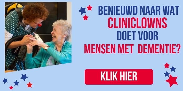 CliniClowns informatie dementie
