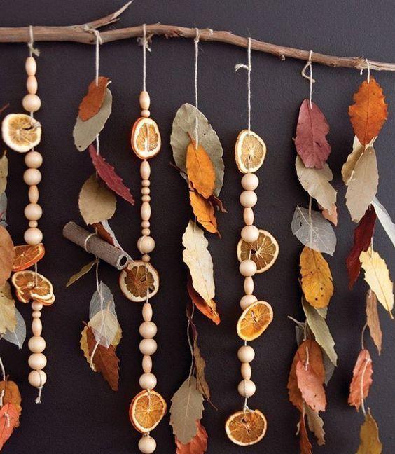 knutselen herfst bladeren bron zelfmaakideetjes