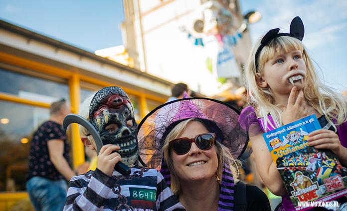 Halloween vier je in pretpark Julianatoren. Lees hier meer.