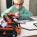 Robots bouwen en programmeren voor kinderen