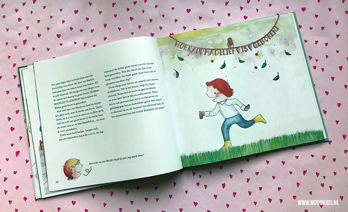 We willen graag dat onze kinderen zelfverzekerd zijn en zich ontplooien. Gevoelens horen daarbij. Met het boek Doris Dorpsuil.(4+) leren kinderen dat.