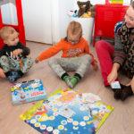 Woezel en Pip yogaspel voor kinderen (3+)