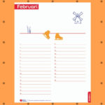Ook voor februari hebben we een kalender voor je!