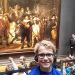 Rijksmuseum met kinderen: doe mee aan familiespel