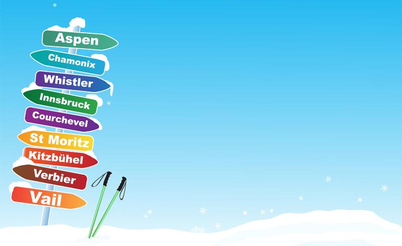 Bettie krijgt een uitnodiging om te skiën in Aspen. Enthousiast zeggen ze ja, totdat ze horen wat dit kost. Dat wordt de rest van de maand droog brood.