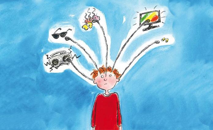 Help ik voel zoveel: over hooggevoeligheid bij kinderen