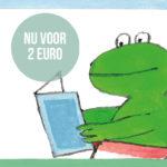 Kikker prentenboek voor 2 euro